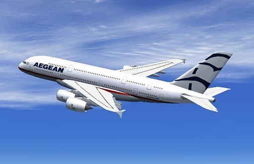 Aegean Airlines Uçak Bileti