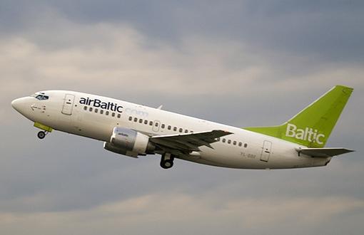 Airbaltic Uçak Bileti