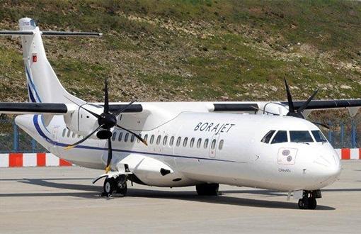 Borajet Uçak Bileti