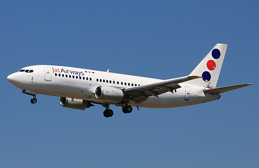 Jat Airways Uçak Bileti