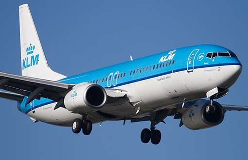 Klm Royal Dutch Airlines Uçak Bileti