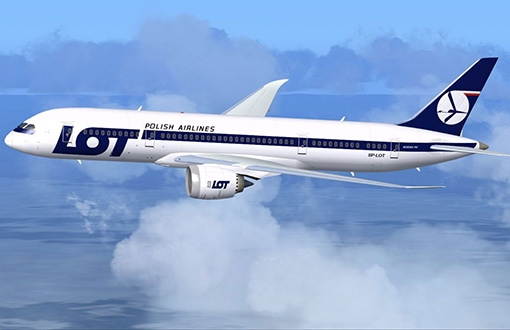 Lot Polish Airlines Uçak Bileti
