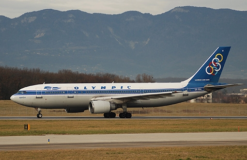 Olympic Airlines Uçak Bileti