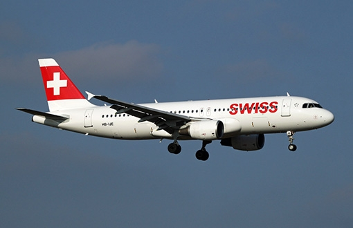 Swiss International Airlines Uçak Bileti
