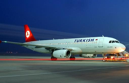 Turk Hava Yollari Uçak Bileti