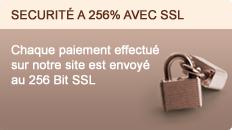 Securité à 256% avec ssl
